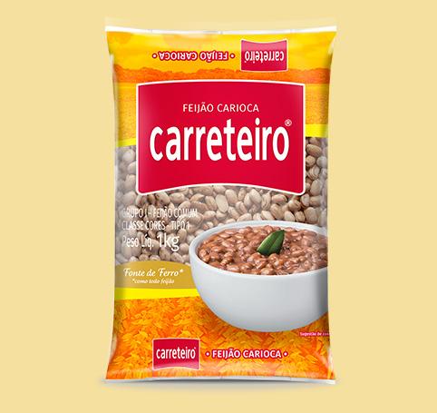 Feijão Carioca Carreteiro (1kg)