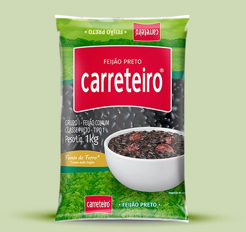 Feijão Preto Carreteiro (1kg)
